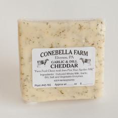 Garlic Dill Cheddar