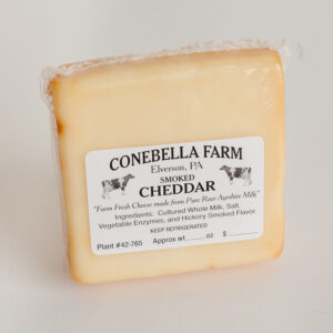 Cheeses & Spreads - Conebella Farm