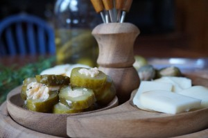 Cheddar Dill Pickles-small