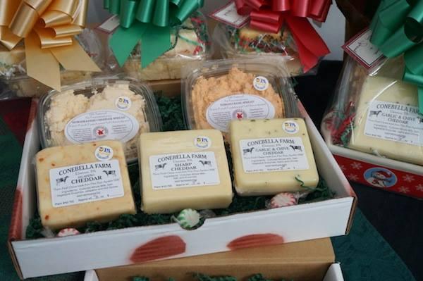 Large Cheese Box
