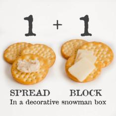 Snowman-Treat-Box