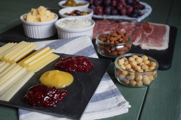 Sample Photo - Cheese Boards