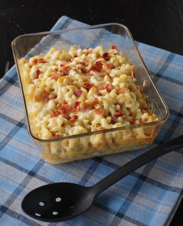 Bacon Mac 'n' cheese