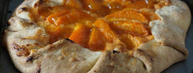 Apricot Crostata
